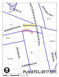 Plot Map Chesapeake Planning Commission