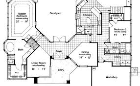 courtyard house plans best of 15 images courtyard garage house plans homes plans
