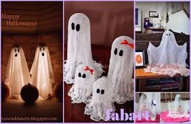 halloween ghost decoration tutorials