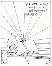 11 pics of god is my light coloring page jesus is the light