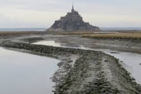 Mont Saint Michel Interior Mont Saint Michel And Its Bay World Heritage Site Pictures