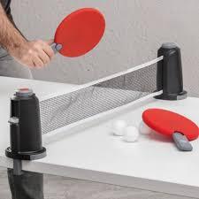 au bureau prix set complet de ping pong portable 22 90 le set complet de