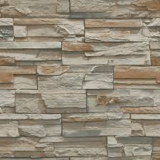york wallcoverings natural elements flat stone wallpaper ss1020