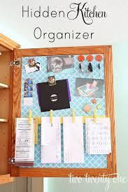 Best  Door Organizer Ideas On Pinterest Over The Door - Kitchen cabinet door organizer