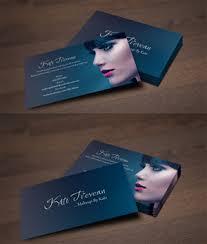 Makeup Business Cards Designs 102 Professional Modern Business Card Designs For A Business In