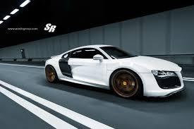 Audi R8 Gold - hong kong welcomes rose gold