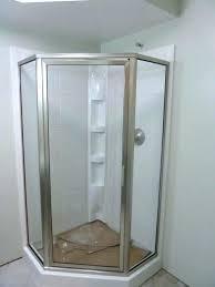 Shower Door Bottom Sweep With Drip Rail Shower Door Bottom Rail Guide