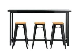 round bar table and stools diy bar height table diy round bar height table geekoutlet co