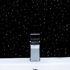 Bathroom Wall Cladding Materials by Black Or White Sparkle Bathroom Cladding Pvc Wet Wall Panels