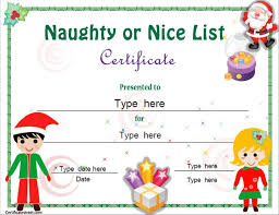 christmas certificates templates free imts2010 info