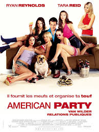 American party poster