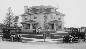 the house dallas the house at crescent byron highland park flashback dallas