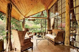 how to interior design your home how to elegantly style a log home photos architectural digest