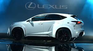 lexus nx by will i am motor trader car news
