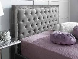 Studded Bed Frame Limelight Rhea Fabric Bed Frame Buy At Bestpricebeds