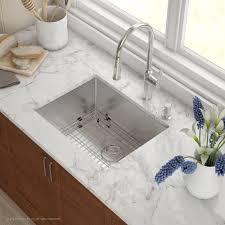 stainless steel kitchen sinks kraususa com
