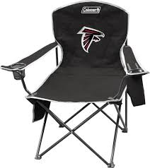 Fold Up Patio Chairs by Amazon Com Nfl Portable Folding Chair With Cooler And Carrying