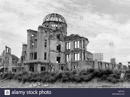 events second world war wwii japan atomic bombing of
