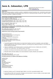 Resume Pain Care Somersworth Nh by Resume Template Teaching Objective Statement With Regard To
