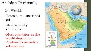 Southwest Asia And North Africa Map Chapters 15 U002616 Southwest Asia And North Africa Often Called The