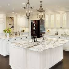 what color granite with white cabinets and dark wood floors bianco antico granite countertop white cabinets dark wood floors
