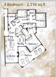 2300 Sq Ft House Plans 10 Best Floor Plans Images On Pinterest Condos Bedroom Floor