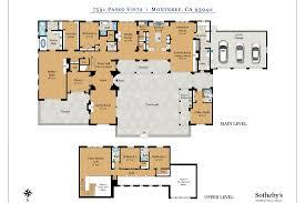 100 hacienda homes floor plans ideas about hacienda house
