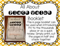 place value for 2nd grade popping into place value saddle up for second grade