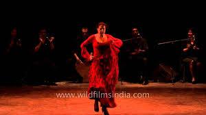 smashing performance by spanish flamenco dancer maría pagés youtube