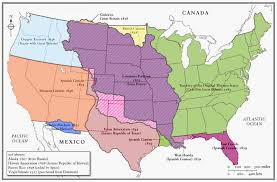 map american expansion u s a and gran colombia the killer