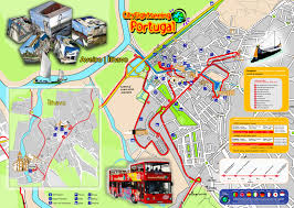 City Sightseeing San Francisco Map by Maps Update 7001100 Tourist Attractions Map In Portugal U2013 Map Of