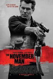 The November Man (La conspiración de noviembre)