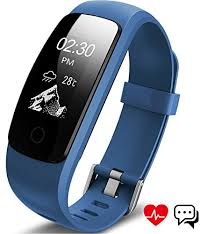 iphone sleep monitor bracelet images Aneken fitness tracker activity tracker with heart rate monitor jpg