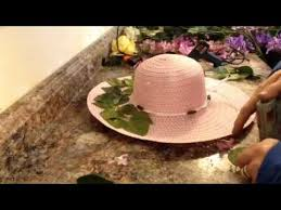 Easter Hat To Decorate how to decorate a hat youtube