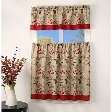 Kitchen Curtain Sets Home Essence Curtains U0026 Drapes