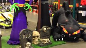 Halloween Decorations At Home Halloween Decoration At Home Depot Youtube