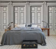 papier peint trompe l oeil pour chambre au fil des couleurs papiers peints trompe l oeil pour une chambre