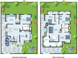 House Design In The Philippines With Floor Plan Decoration Home Design Floor Plans Image Of Modern Bungalow House
