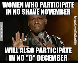 No Shave November Memes - no shave november meme