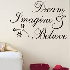 art word wall art removable wall quotes sticker word art decor in