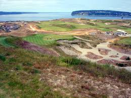 Golf Area Rug by Chambers Bay In University Place Washington Usa Golf Advisor
