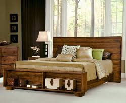 Simple Platform Bed Frame Bedroom Modern Bed Platform Bed Wood Twin Bed Modern Bed Frames
