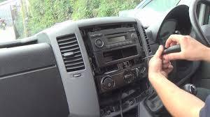 radio removal mercedes sprinter 1995 present justaudiotips