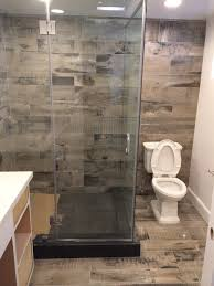 bathroom porcelain tile ideas lovely reclaimed wood look bathroom shower on tile cintascorner
