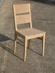 sedie rovere sedie stile moderno in legno di faggio rovere a meda kijiji