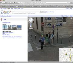 Map Street View Virtual Tour Of Paris Streets On Google Maps Paris By Train