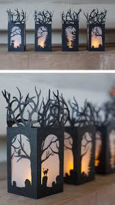 Halloween Craft Patterns 21 Cheap And Easy Halloween Decorations On A Budget Diy Paper