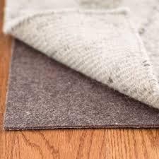 choosing the perfect rug pad annie selke