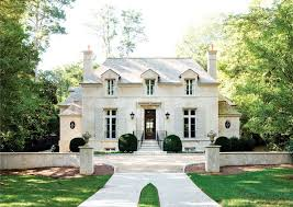 chateau style simple country style house placement building plans