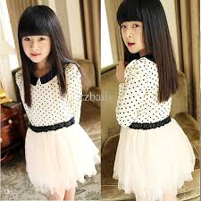 online cheap princess girls dresses lady fation colorful point